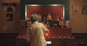 retraite spirituelle : la petite chapelle tibétaine