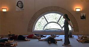 retraite spirituelle : hatha-yoga à Hauteville